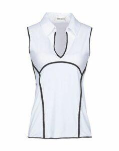 ERMANNO DI ERMANNO SCERVINO TOPWEAR Polo shirts Women on YOOX.COM