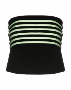 GIORGIO ARMANI TOPWEAR Tube tops Women on YOOX.COM