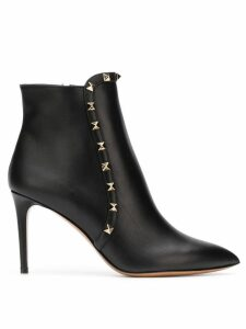 Valentino Valentino Garavani Rockstud ankle boots - Black