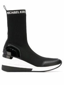 Michael Michael Kors Grover ankle boots - Black
