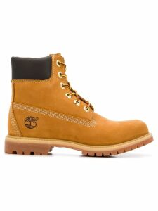 Timberland lace-up boots - Brown