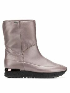 Hogl side zip boots - Grey