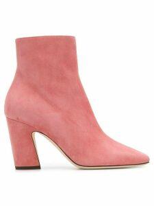 Jimmy Choo Mirren 85 boots - Pink
