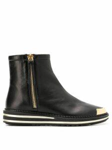Giuseppe Zanotti Adriel boots - Black