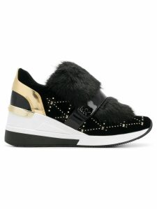 Michael Michael Kors high Maven sneakers - Black