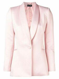 Styland shawl blazer - PINK