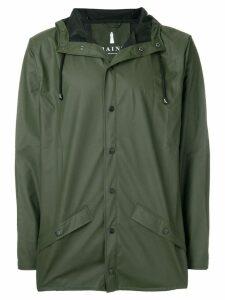 Rains classic raincoat - Green