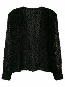 Isabel Marant Midway blouse - Black