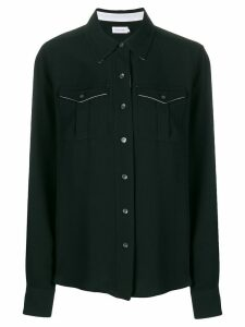 Calvin Klein loose fitted blouse - Black