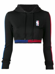 MARCELO BURLON COUNTY OF MILAN Marcelo Burlon X NBA cropped hoodie -