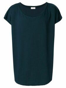 Faith Connexion NY boat neck T-shirt - Blue