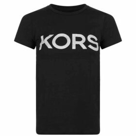 MICHAEL Michael Kors Logo T Shirt