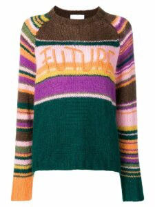 Lala Berlin Future knit sweater - Orange