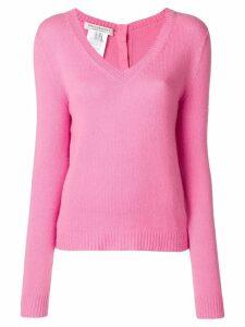 Philosophy Di Lorenzo Serafini V-neck jumper - Pink