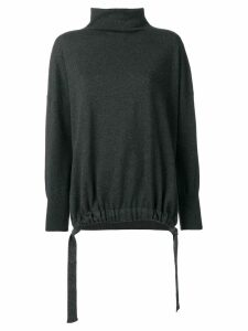 Fabiana Filippi turtleneck sweater - Grey