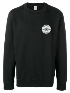 Yang Li logo print sweatshirt - Black