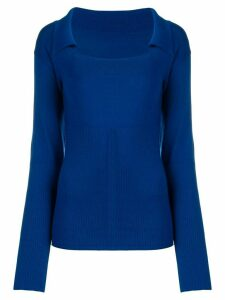 Jacquemus Praio sweater - Blue