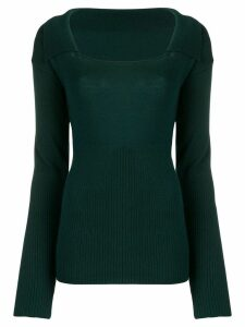 Jacquemus Praio sweater - Green