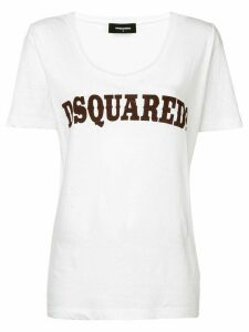 Dsquared2 crew neck T-shirt - White