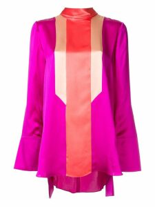 Layeur loose fit tunic - Multicolour