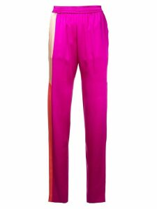 Layeur high rise tapered trousers - Multicolour