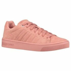 K-Swiss  Court Frasco Sde  women's Shoes (Trainers) in Pink