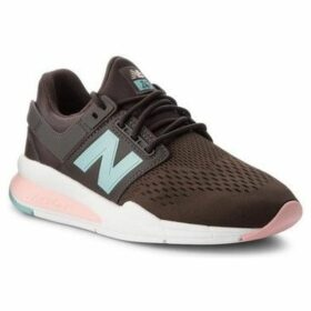 New Balance  247  women's Shoes (Trainers) in Brown