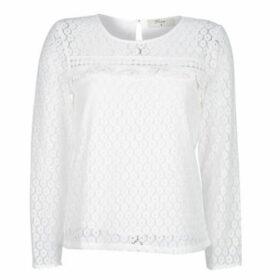 Betty London  KAROKI  women's Blouse in White