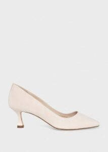 Megan Wool Cashmere Sweater Pink Grey