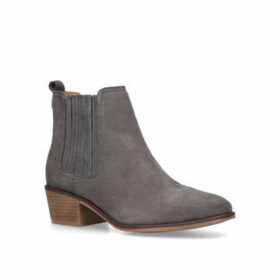 Womens Create Ankle Boots Nine West Grey, 3.5 UK