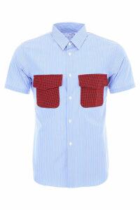Comme des Garçons Shirt Boy Unisex Striped Shirt