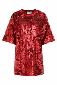 Forte Couture Sequins Mini Dress