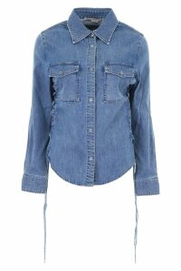 Stella McCartney Washed Denim Shirt