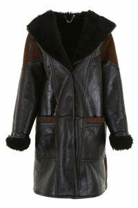 Golden Goose Raut Lambskin Coat