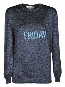 Alberta Ferretti Friday Knit Sweater