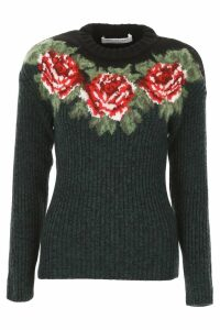 Philosophy di Lorenzo Serafini Pullover With Roses