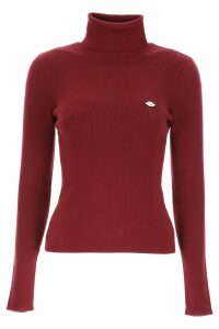 See by Chloé Turtleneck With Logo
