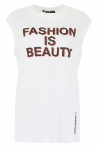 Dolce & Gabbana Fashion Is Beauty T-shirt