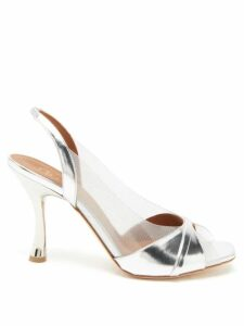 Melissa Odabash - Krissy Striped Cotton Trousers - Womens - Red Stripe