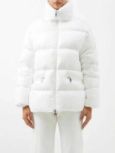 Melissa Odabash - Inny Striped Cotton Shirt - Womens - Red Stripe