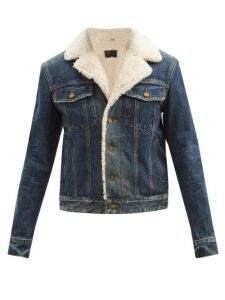 Isabel Marant - Brantley Aran Knit Wool Blend Sweater - Womens - Ivory