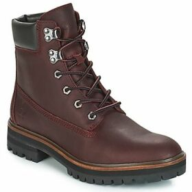 Timberland  London Square 6in Boot  women's Mid Boots in Red
