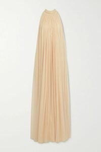 By Malene Birger - Paprikana Striped Knitted Sweater - Camel