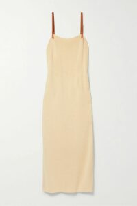 By Malene Birger - Aleyah Oversized Wool-blend Turtleneck Sweater - Blush