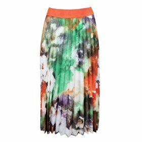UNDRESS - Nocent Purple Maxi Draped Dress