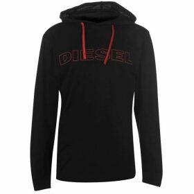 Diesel Jimmy Long Sleeve T Shirt - Black 900