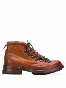 Officine Creative Alix boots - Brown