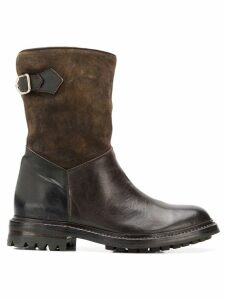Officine Creative Alix boots - Brown