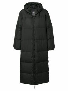 Duvetica Love puffer coat - Black