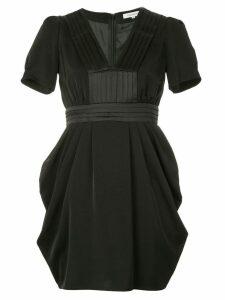 Guild Prime shortsleeved mini dress - Black